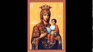 Царице моя Преблагая, надеждо моя Богородице,