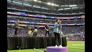 Alessia Cara - Scars To Your Beautiful (Live @ U.S. Bank Stadium)