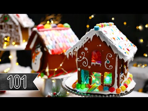 The Ultimate Gingerbread House And Cookie Guide Mp3