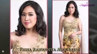 Puteri Indonesia 2015 Finalists