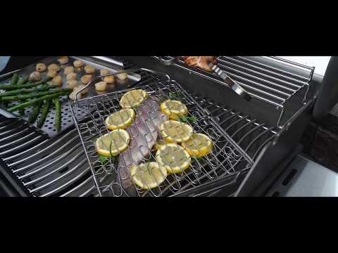 Napoleon 3-Piece Healthy Choice BBQ Starter Kit