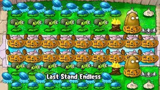 plants vs zombies survival endless world record - TH-Clip
