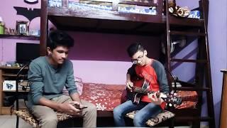 Milne hai mujhse aayi - Arijit Singh - Acoustic Guitar cover/Vocal