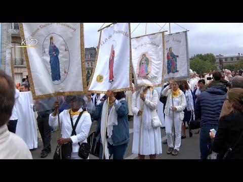 Fête de l'Assomption à Paris : marcher avec Marie vers Saint-Sulpice