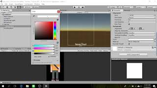 Vuforia Markerless AR Tutorial using Unity 2017.2