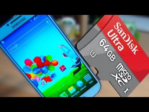 Descargar Samsung Galaxy S4 How to Move Apps to SDCard para Celular  #Android