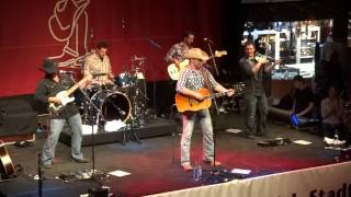 Aaron Watson and Band - diesel drivin daddy - Albisguetli - 2013