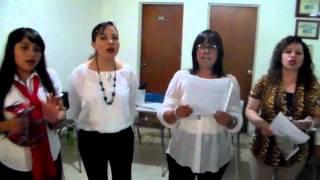 preview picture of video 'Pregon Pascual - Coro Fusión - Parroquia San Pio X , Reynosa, TAM,MX'