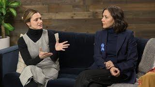 "Maggie Gyllenhaal discusses her film ""The Kindergarten Teacher"" at IndieWire"