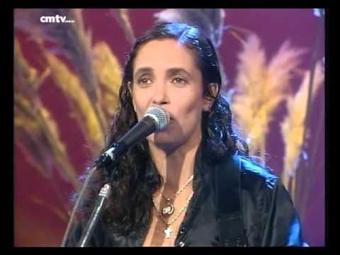 Sandra Mihanovich video Por tu ausencia - CM Vivo 1997