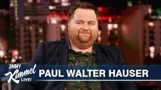 Paul Walter Hauser on Playing Richard Jewell
