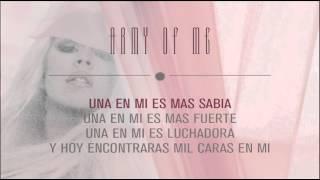 Christina Aguilera - Army Of Me (Subtitulos en Español)