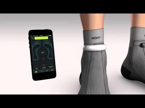 Sensoria паметните чорапи се задолжителни за секој тркач