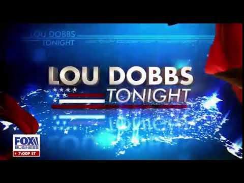 Lou Dobbs Tonight 1/22/20   Lou Dobbs Tonight Fox News January 22, 2020