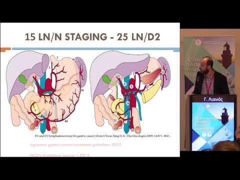 Γ. Λιανός - Αντιμετώπιση τοπικοπεριοχικής νόσου (stages I-III)