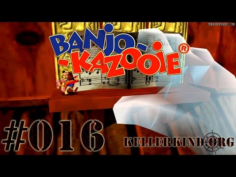 Banjo-Kazooie #016 – Mad Monsters Mansion – Musikalisch Perfekt! ★ Let's Play Banjo-Kazooie [HD|60FPS]