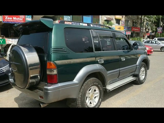 Toyota Prado TX Limited 2.7 1998 for Sale in Islamabad