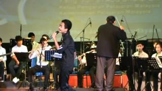 preview picture of video 'KEM MUZIK KEBANGSAAN 2012 KOTA KINABALU SABAH - KARMA - Faizal Tahir'