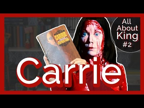 EU LI: Carrie, a Estranha {All About King #2} | All About That Book |