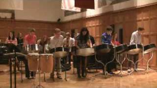 Animal Collective--Brother Sport-- Cornell Steel Band