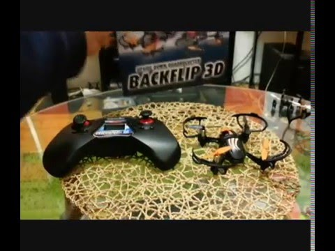 Revell Control Backflip 3D Quadrocopter Review