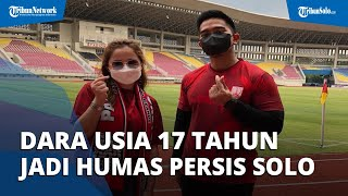 Sosok Michelle Kuhnle, Dara Usia 17 Tahun Jadi Humas Persis Solo: Ratu Tisha Jadi Panutan