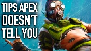 More Things Apex Legends Doesn't Tell You