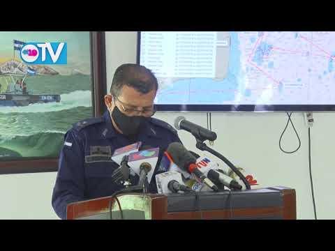 Gobierno de Nicaragua en búsqueda permanente de 5 compañeros de la Fuerza Naval desaparecidos