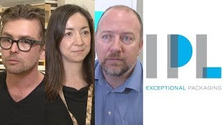 IPL Interview At Luxury Packaging London 2017 | Packaging Innovations London 2017