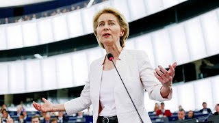 Watch State of the Union live: Ursula von der Leyen gives 2020 address #SOTEU #SOTEU20