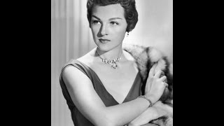 Don't Get Around Much Anymore (1955) - Jo Stafford