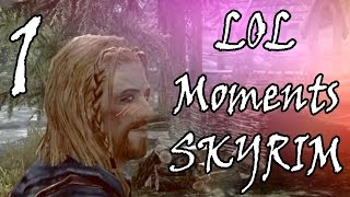 РАЛОФ - ГЕЙ?!! =LOL Moments!= The Elder Scrolls V: Skyrim. Part 1