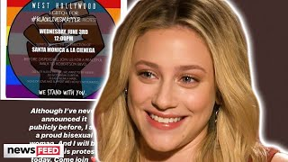 Lili Reinhart Comes Out As Bi-Sexual!