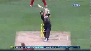 Highlights: Aussie bats blast England away