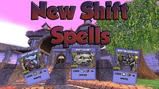 Wizard101 May Cast Wands & Promethean Crafter Quest Stop
