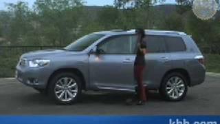 2009 Toyota Highlander Hybrid Review - Kelley Blue Book