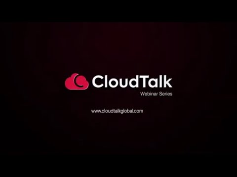 Post-COVID19 New Normal Adaptation in the IT Industry - CloudTalk Webinar Series