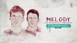 Lost Frequencies Ft. James Blunt   Melody (Klangkarussell Remix)