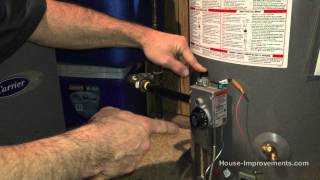How To Light A Gas Water Heater Pilot Light