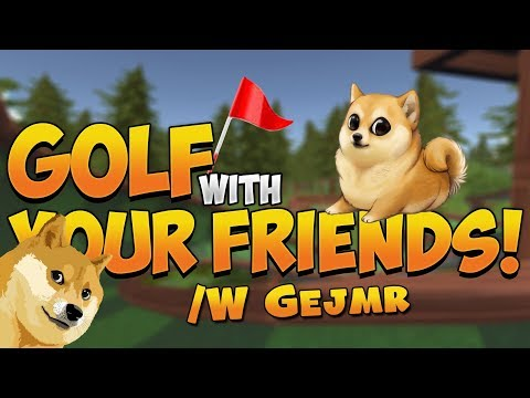 Šílený Golf 3 - GEJMR hledá Díru - Nakashi [CZ]