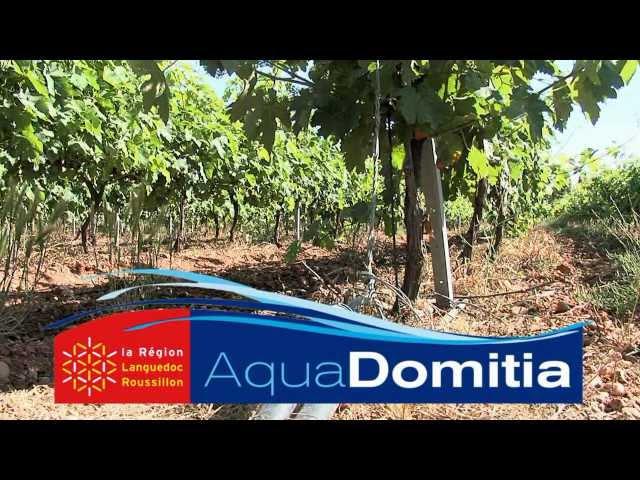 Présentation du projet Aqua Domitia