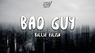 Billie Eilish - Bad Guy video