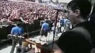 Anti-Flag Live at Warped Tour Underground Network