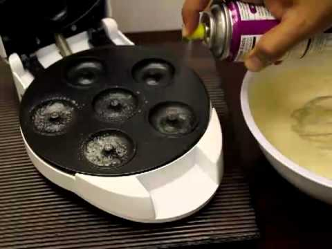 Mini Donut Maker By Smart Planet