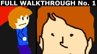 Random Basics In Memes and Stuff Mod - Run 1 - Full Game Walkthrough & Ending (Baldi