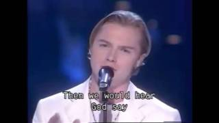 In Memory of Stephen Gately - No matter what - Boyzone.mp4