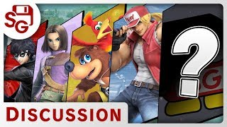 Who is Fighter No. 5? A Super Smash Bros. Ultimate DLC Discussion!