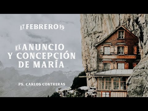 El Anuncio y Concepción de María