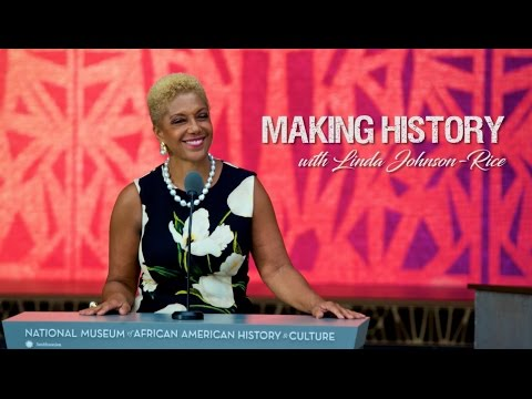 EBONY EXCLUSIVE: Linda Johnson Rice Shares Her NMAAHC Experience