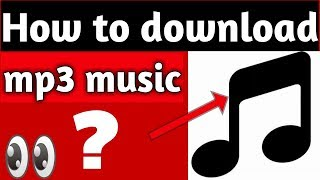 How to mp3 music download || Best website|| in pagalworld.com